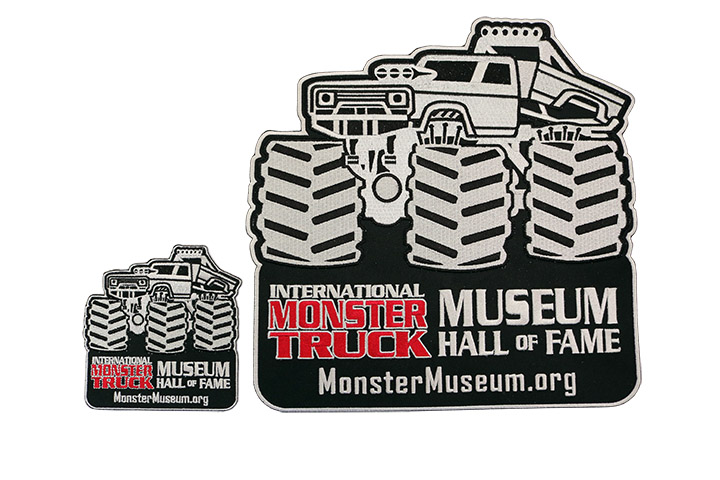 MONSTER TRUCK PATCH