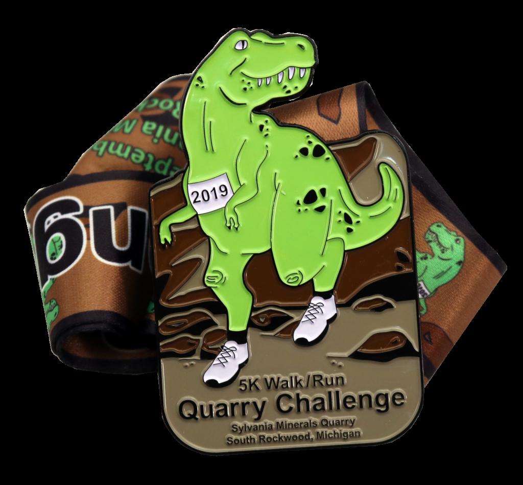 2019 QUARRY CHALLENGE MEDAL