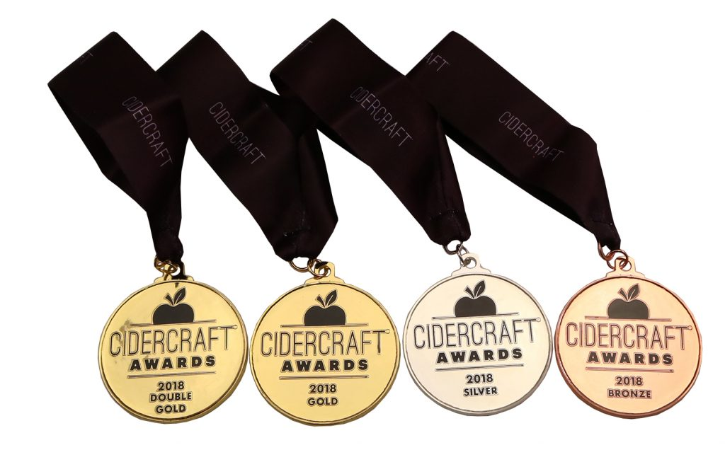 CIDERCRAFTS AWARDS MEDAL