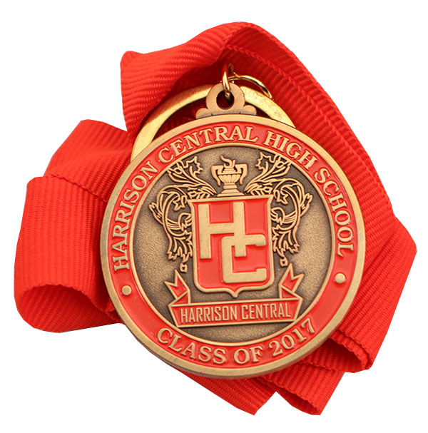 Custom Die Struck Medals & Medallions | Mission Awards