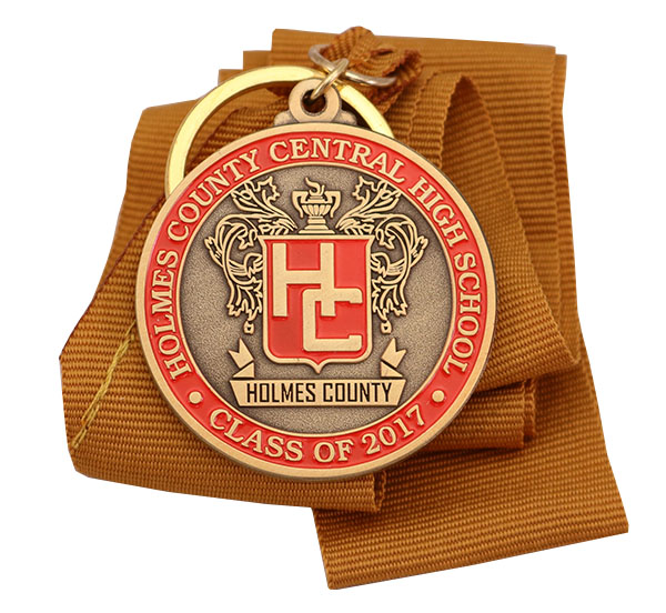 HOLMES COUNTY MEDAL