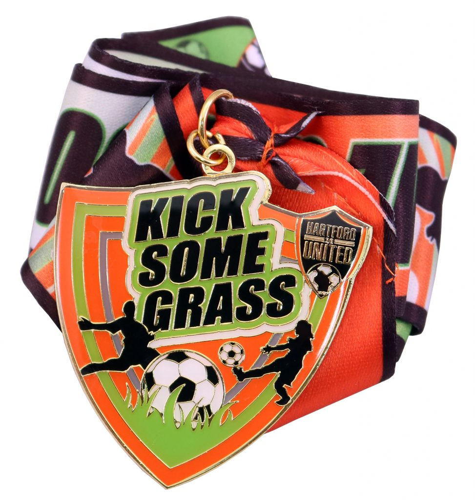 MEDAL KICK SOME GRASS 2017