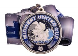 MEDAL MIDWEST UNITED CUP 2017