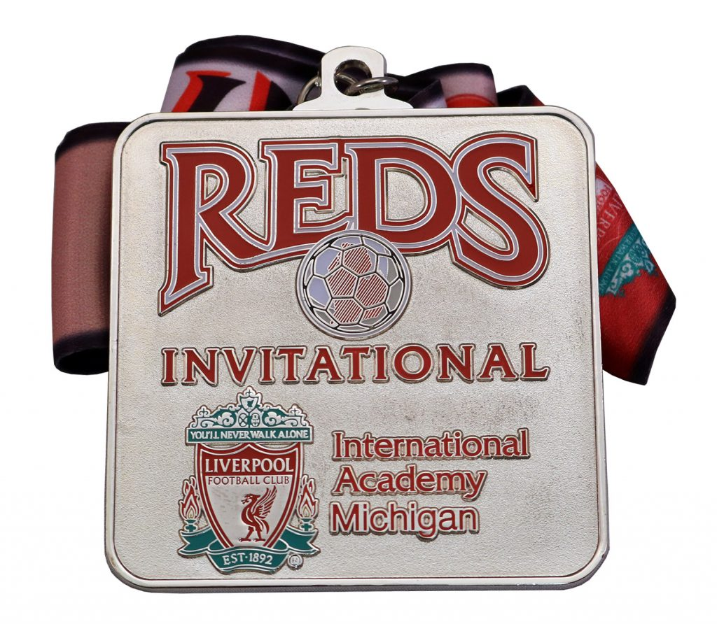 MEDAL RED INVITAIONAL 2017