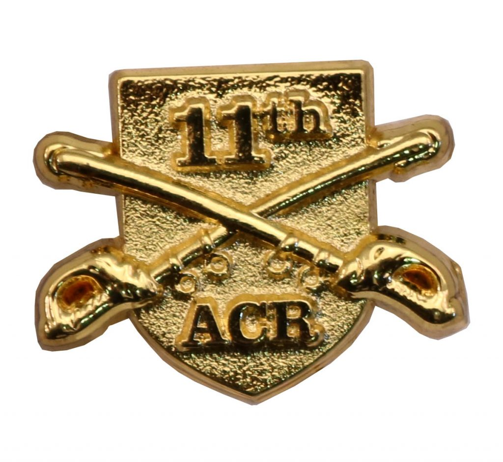 11th ACR PIN