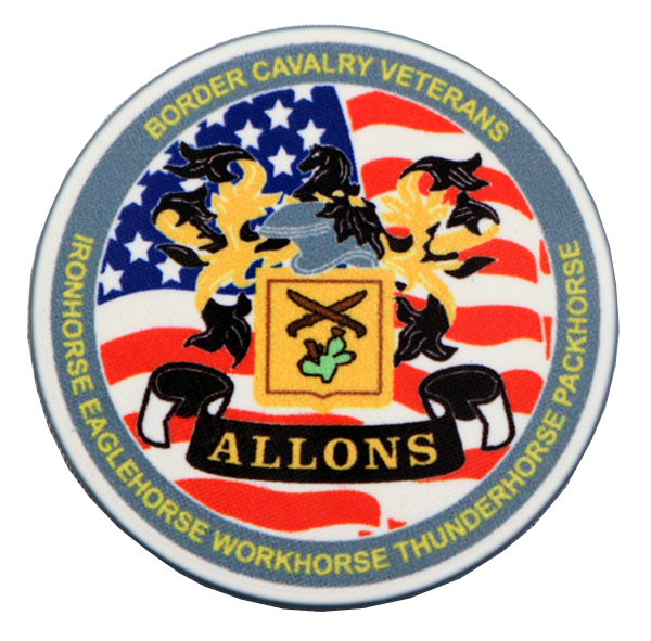 ALLON POKER CHIP COIN