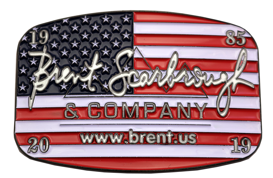 BRENT BELT BUCKLE