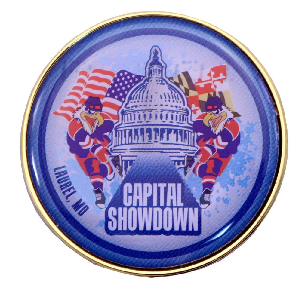 CAPITAL SHOWDOWN PIN