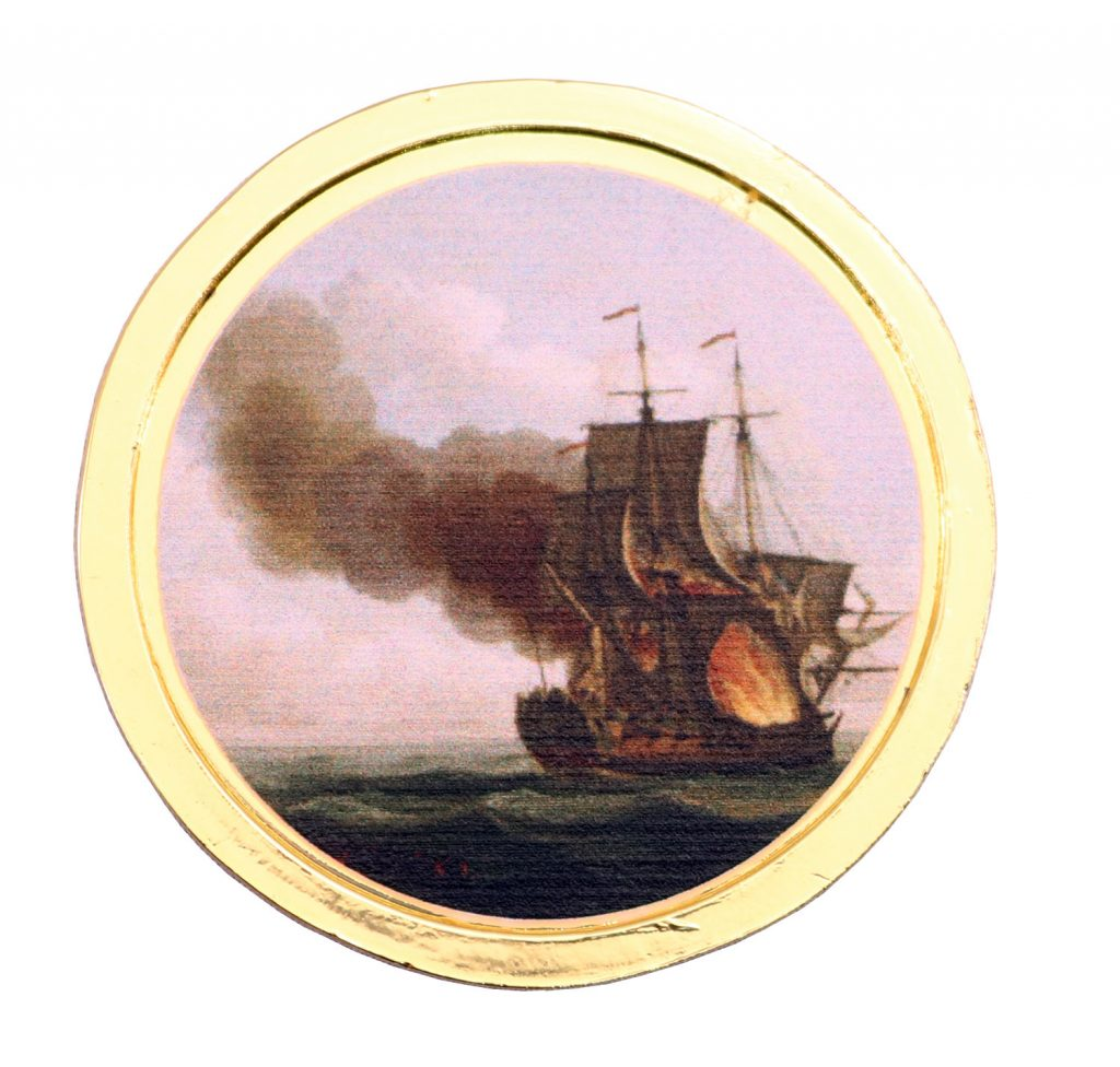 COIN SHIP UVPRINT