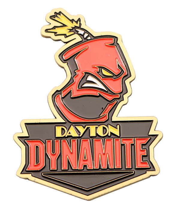 DAYTON DYNAMITE COIN FRONT