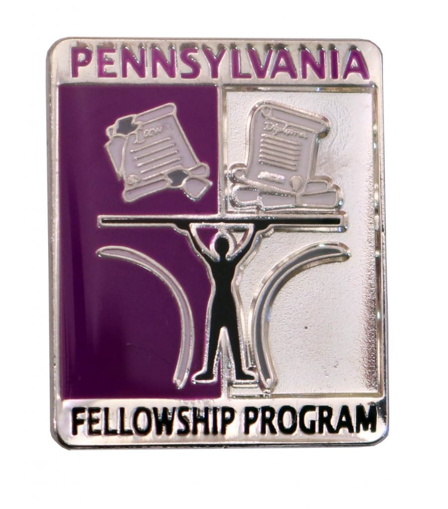 FELLOWSHIP PIN