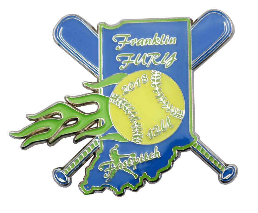 FRANKLIN FURY PIN