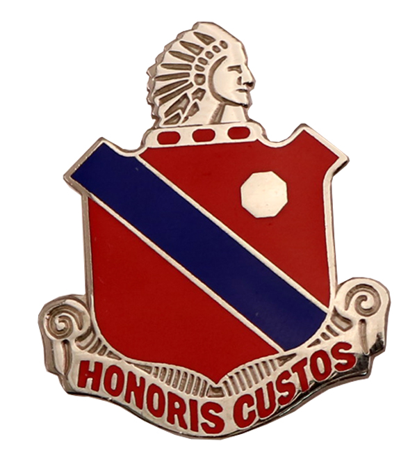 HONORIS CUSTOS PIN