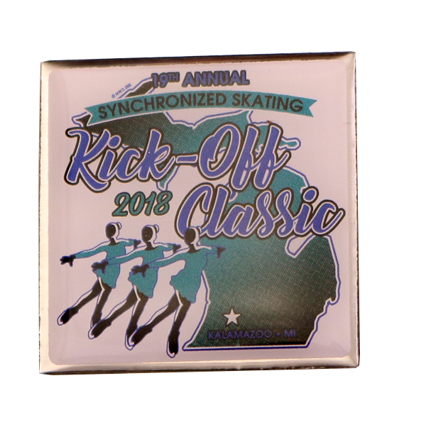KICK-OFF CLASSIC PIN
