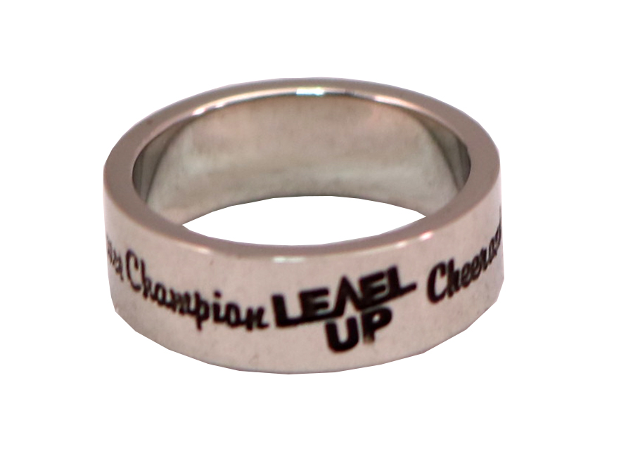 LEVEL UP BAND RING