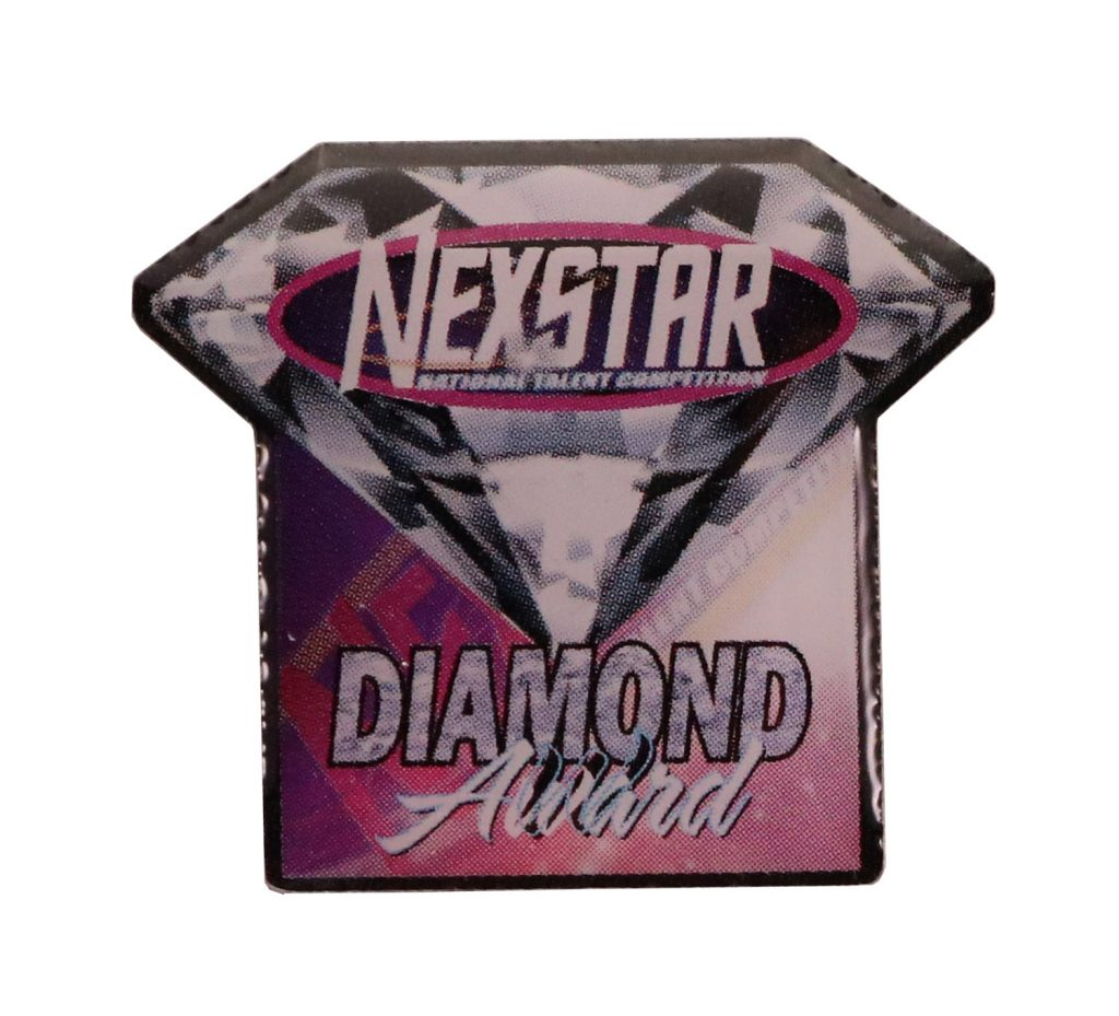 NEXSTAR DIAMOND AWARD SCREEN PRINT