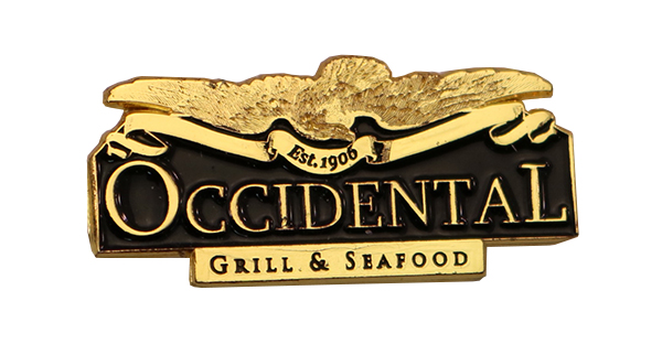OCCIDENTAL PIN