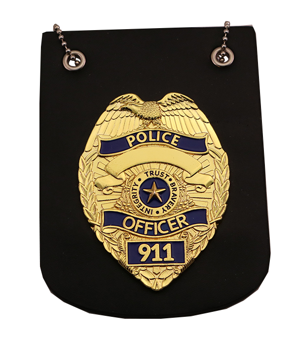 POLICE OFFICER BADGE