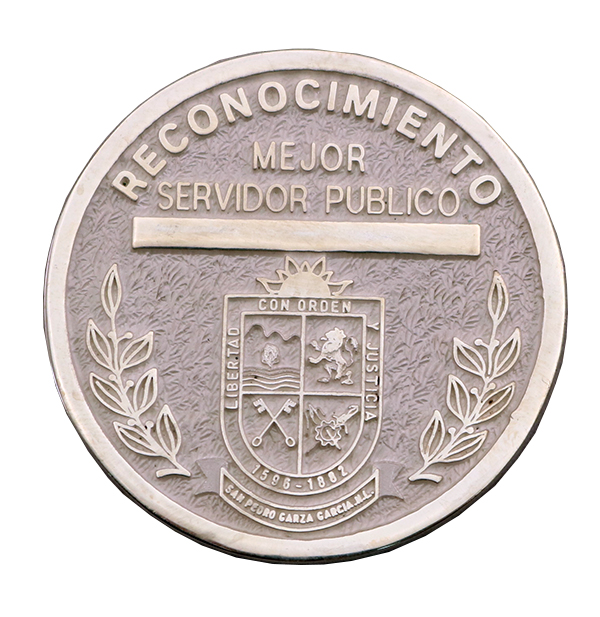 SAN PEDRO COIN BACK