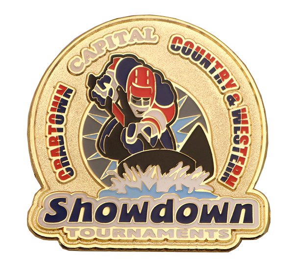 SHOWDOWN TOURNAMENTS PIN