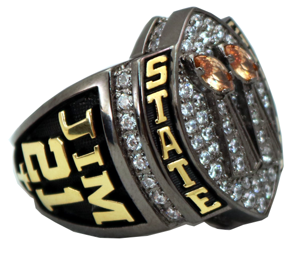 STATE CHAMPS RING MULIT METAL 1