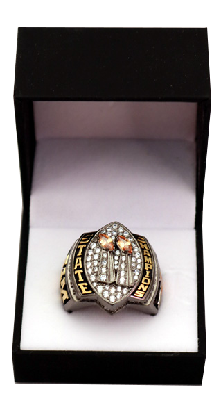 STATE CHAMPS RING MULIT METAL BOX