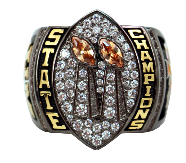 STATE CHAMPS RING MULIT METAL