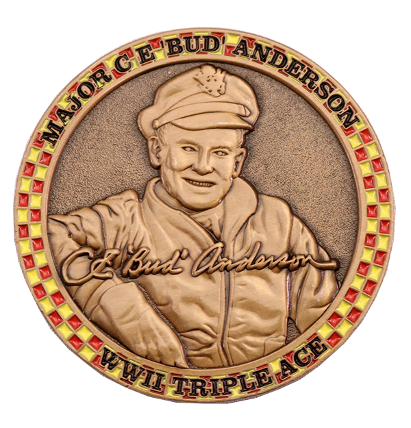 THE YOXFORD BOYS COIN FRONT