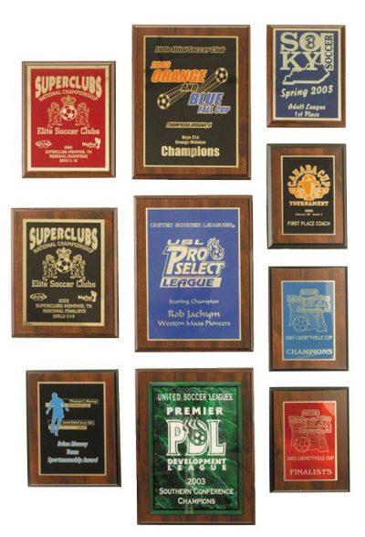 Custom Award Plaques