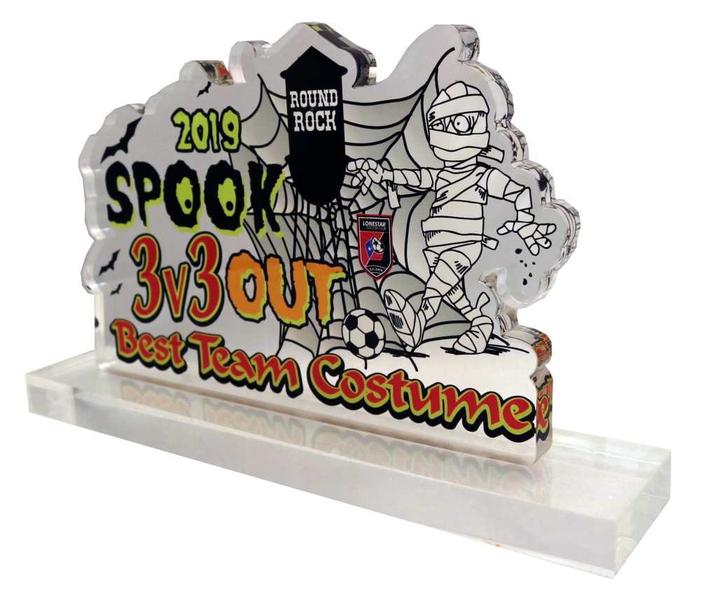 2019 SPOOK OUT ACRYLIC 2