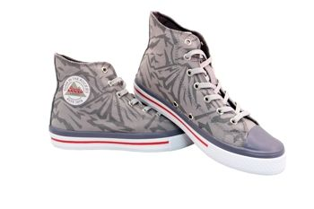 COORS HIGH TOP SHOES