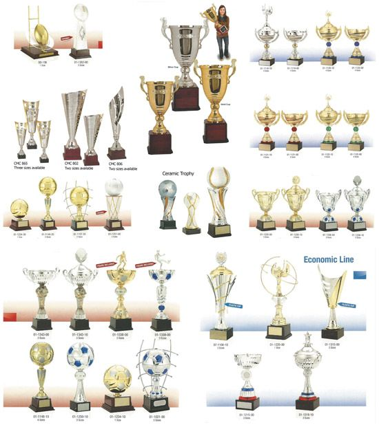 Custom Trophy Cups