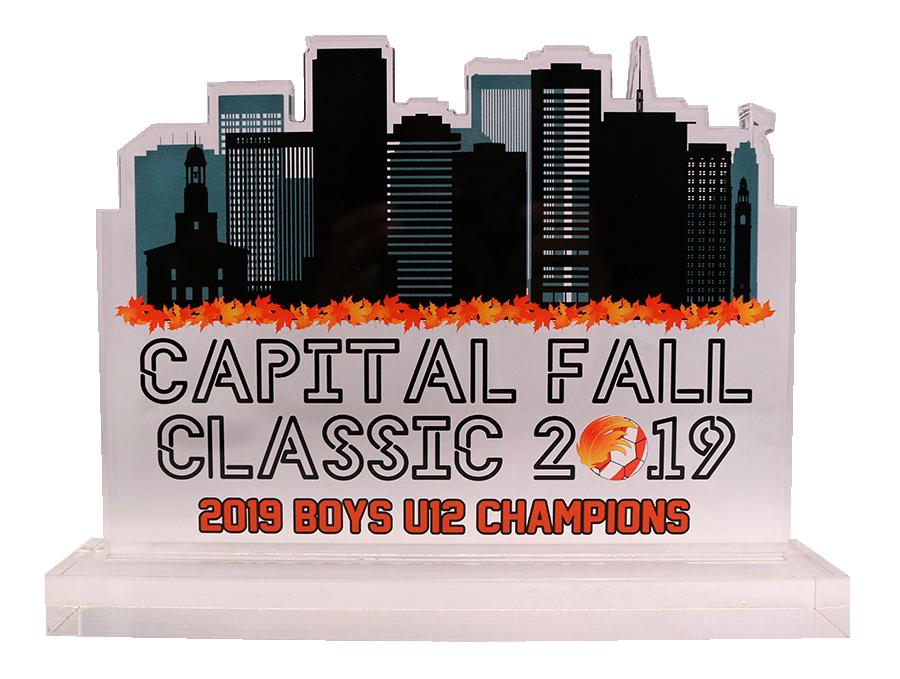 2019 CAPITAL FALL CLASSIC ACRYLIC