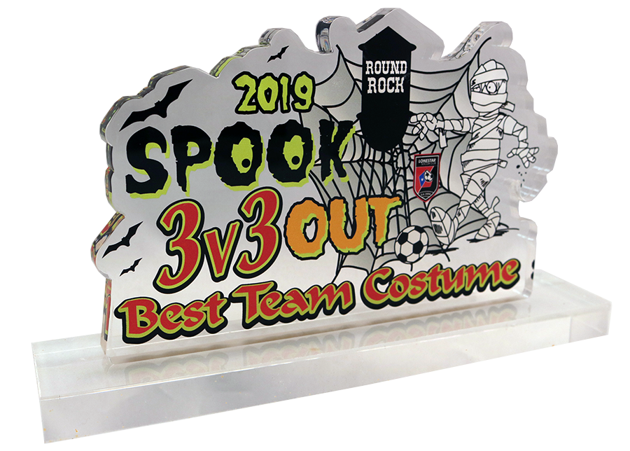 2019 SPOOK OUT ACRYLIC 1