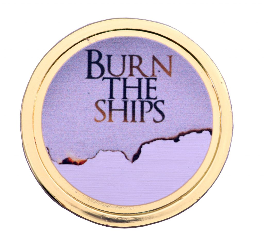 COIN SHIP UVPRINT BACK