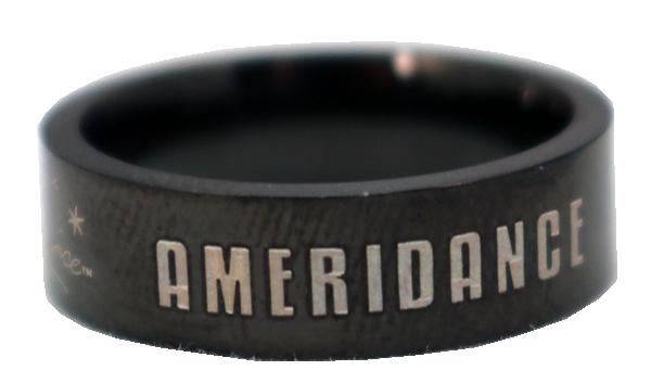 AMERICHEER BAND RING 2