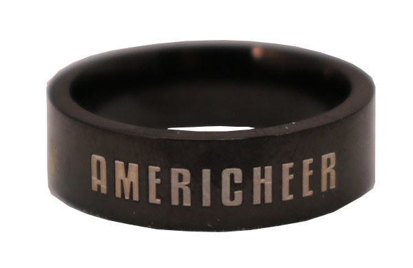 AMERICHEER BAND RING