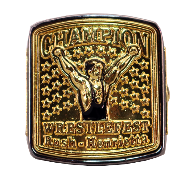 CHAMPS WRESTLEFEST ECON RING