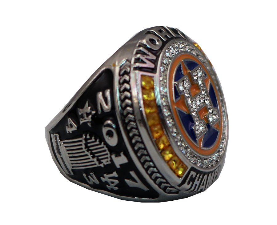 H WORLD CHAMPS RING 1