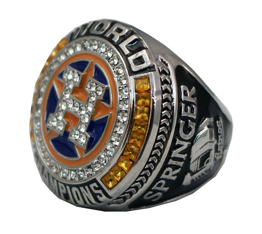 H WORLD CHAMPS RING 2