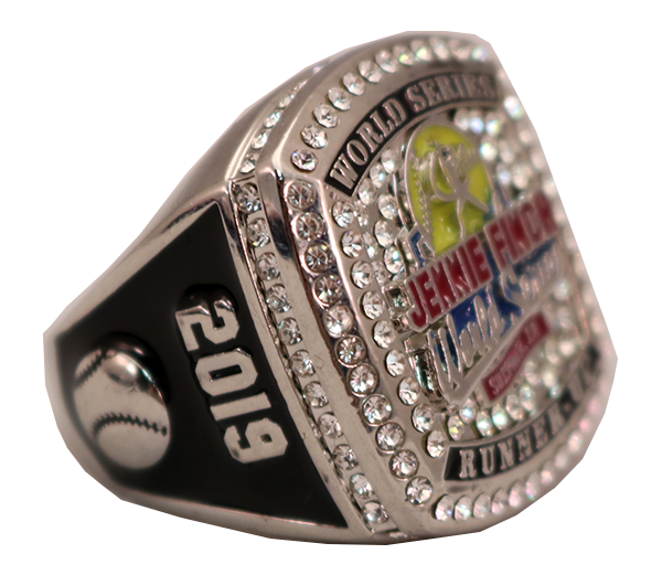 JENNIE FINCH ECON RING SIDE 1