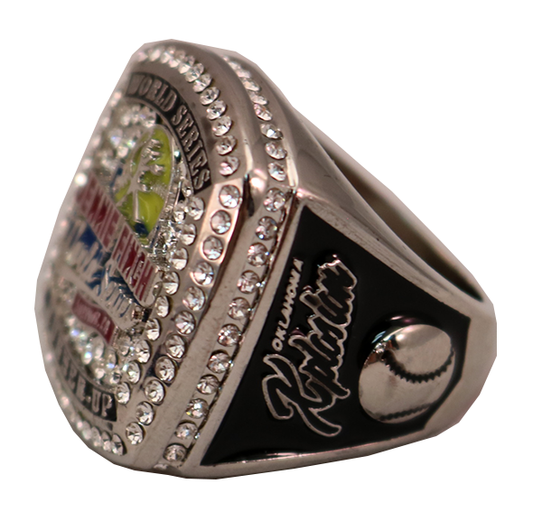 JENNIE FINCH ECON RING SIDE