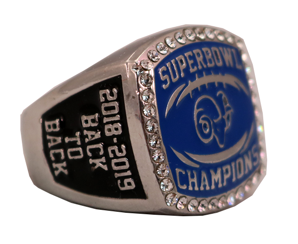 JR RAMS CHAMPS RING SIDE