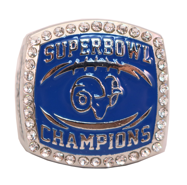 JR RAMS CHAMPS RING