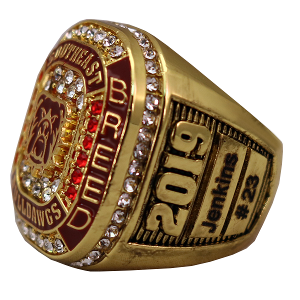 SOUTHEAST BULLDAWGS ECON RING SIDE 1