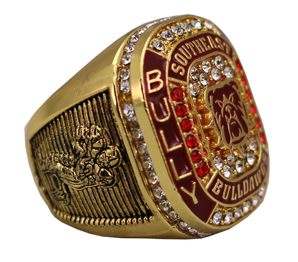 SOUTHEAST BULLDAWGS ECON RING SIDE