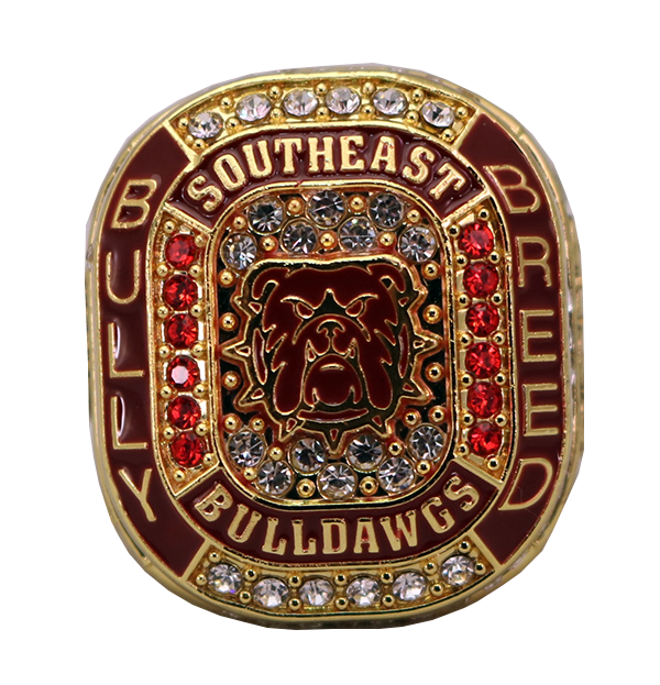 SOUTHEAST BULLDAWGS ECON RING