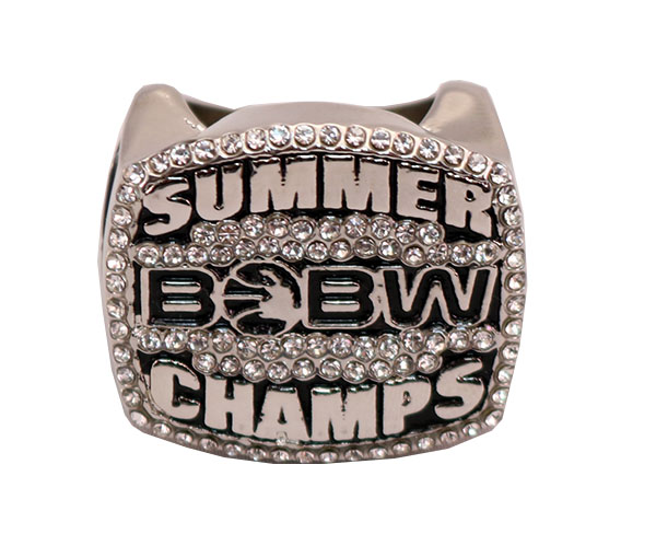 SUMMER BOBW CHAMPS RING