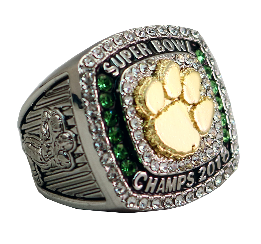 SUPER BOWL CHAMPS 2018 RING SIDE 2