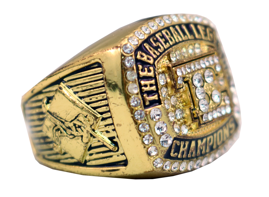 THE BASEBALL LEAGENDS CHAMPS RING 1